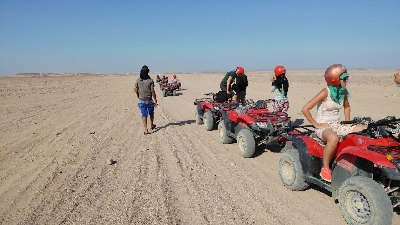 Quad Touren und Safari Ausflüge