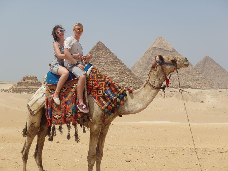 Tagesausflug zur Stufenpyramide, Memphis und den Pyramiden von Gizeh ab Makadi Bay/Sahl Hasheesh
