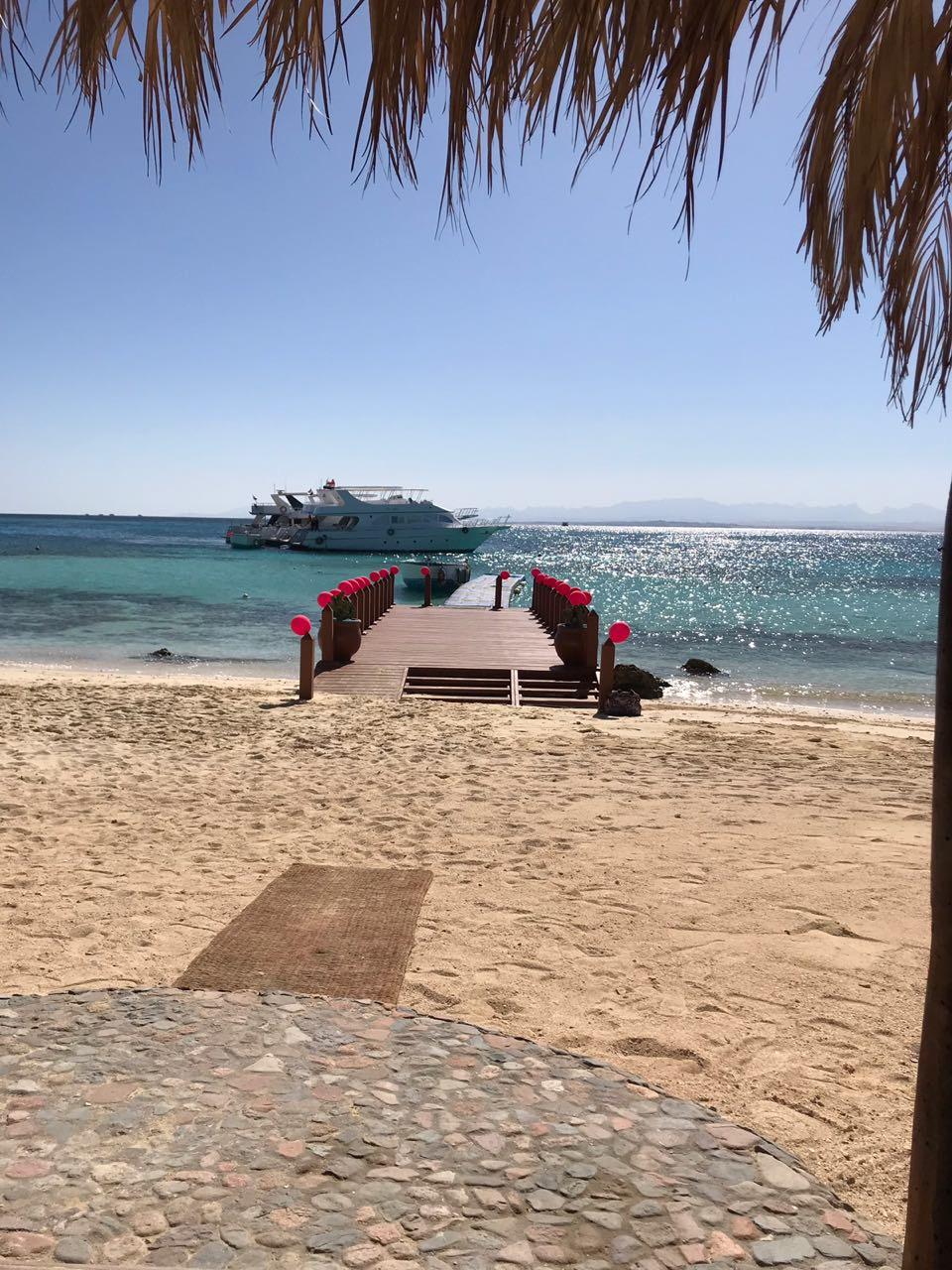 Schnorchelausflug zur Utopia Insel ab Makadi Bay/Sahl Hasheesh