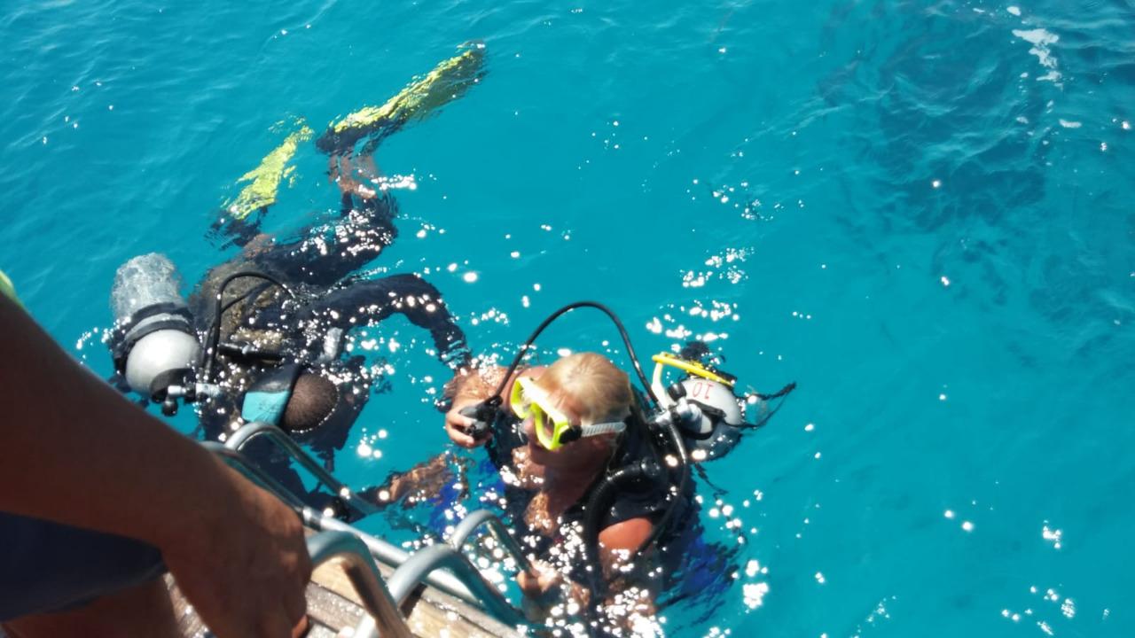 PADI Open Water Diver Tauchkurs ab Makadi Bay/Sahl Hasheesh