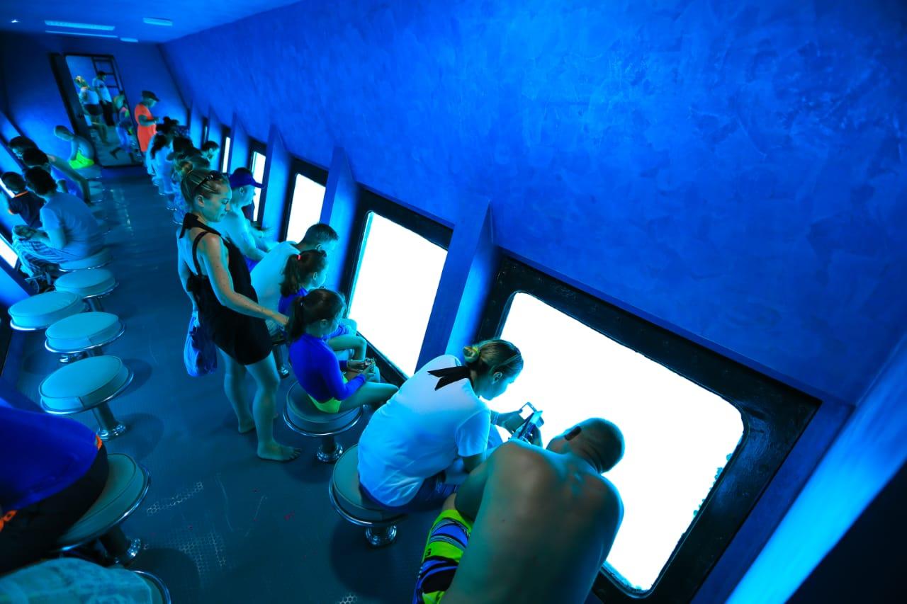 Glasboden Boot Hurghada Schnorcheln |   Ausflug mit dem Glasboot