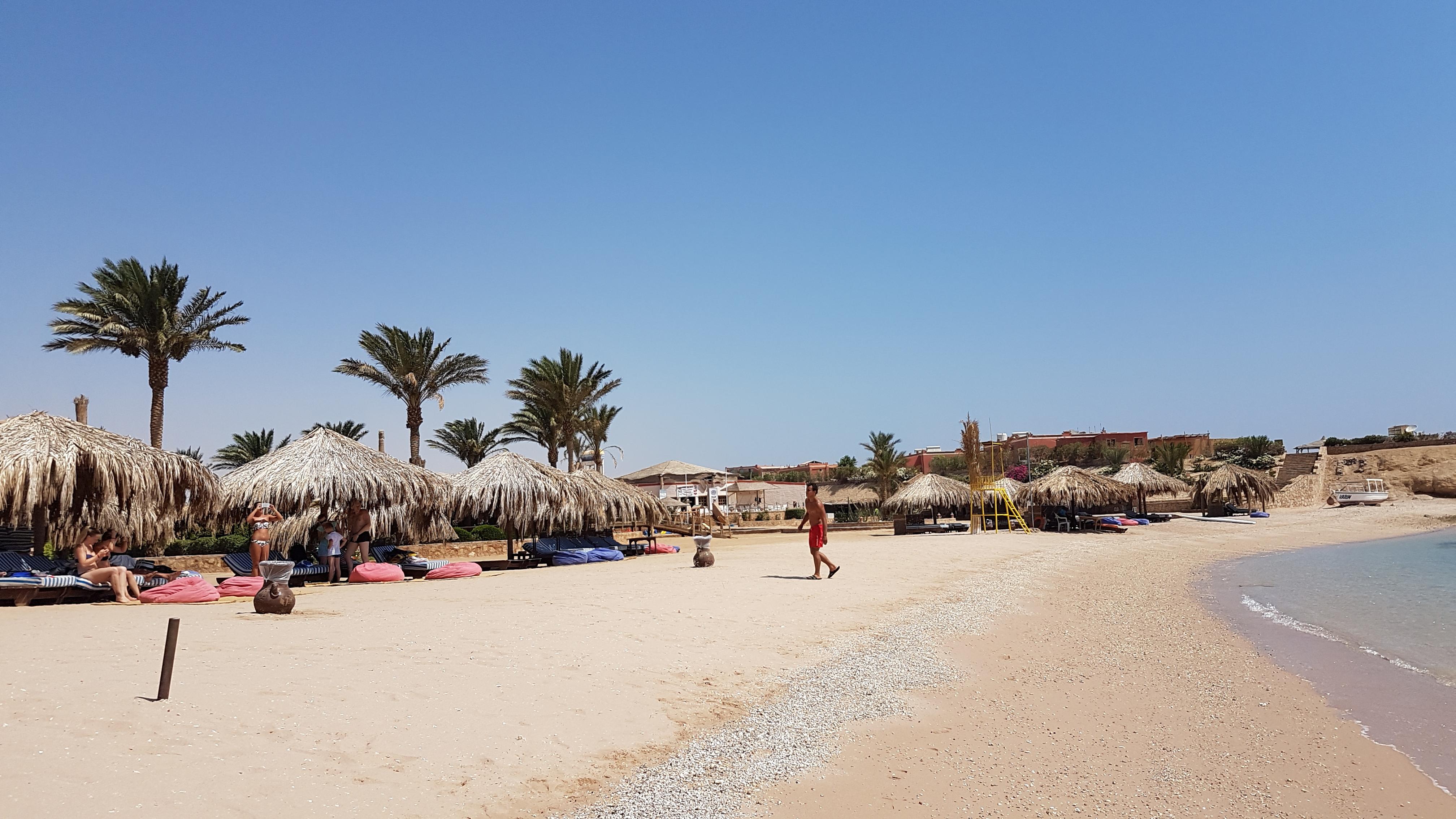 Schnorchelausflug zur Mahmya Insel ab Hurghada