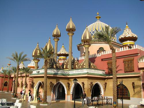 Ausflug 1001 Nacht-Show ab Hurghada