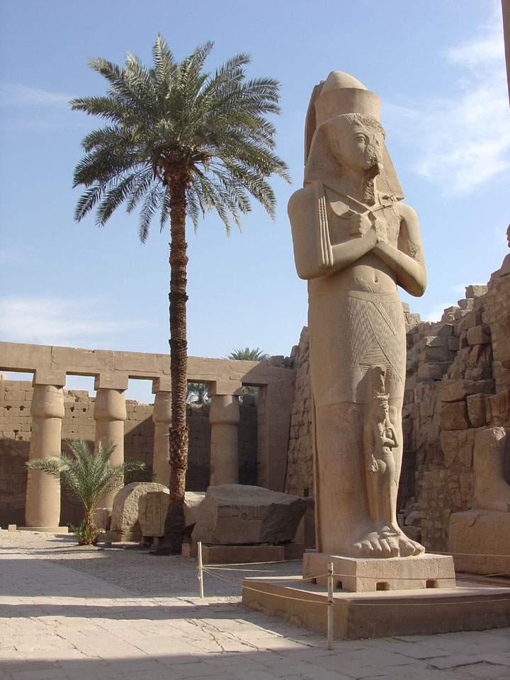 Bustour nach Luxor ab Soma Bay/Safaga
