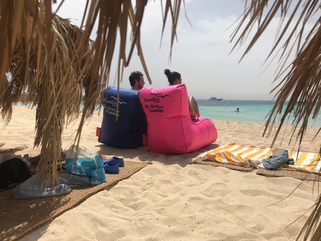Safaga Schnorcheln Ausflug in Sharm El Naga ab Soma Bay/ Safaga