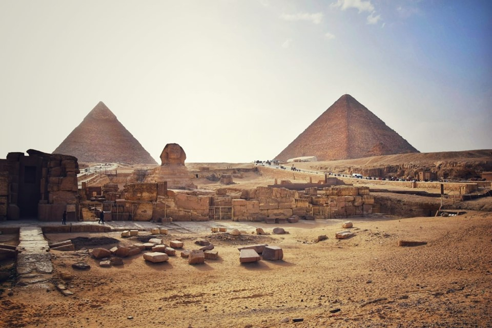 Ausflug nach Kairo 2 Tage ab El Gouna mit Bus