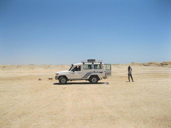 Jeep Safari - Ausflug ab El Gouna