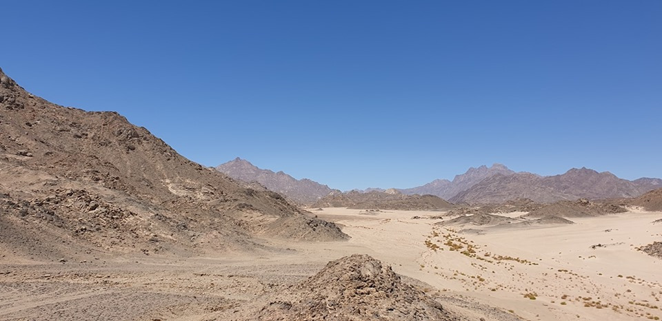 Tagesausflug nach Nuweiba mit Ras Shitan, Wishwashi See und nach Dahab