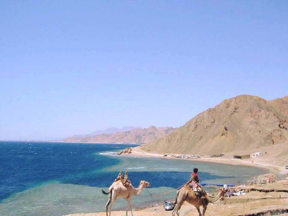 Quad ATV Safari im Canyon und Schnuppertauchen am Blue Hole ab Sharm El Sheikh