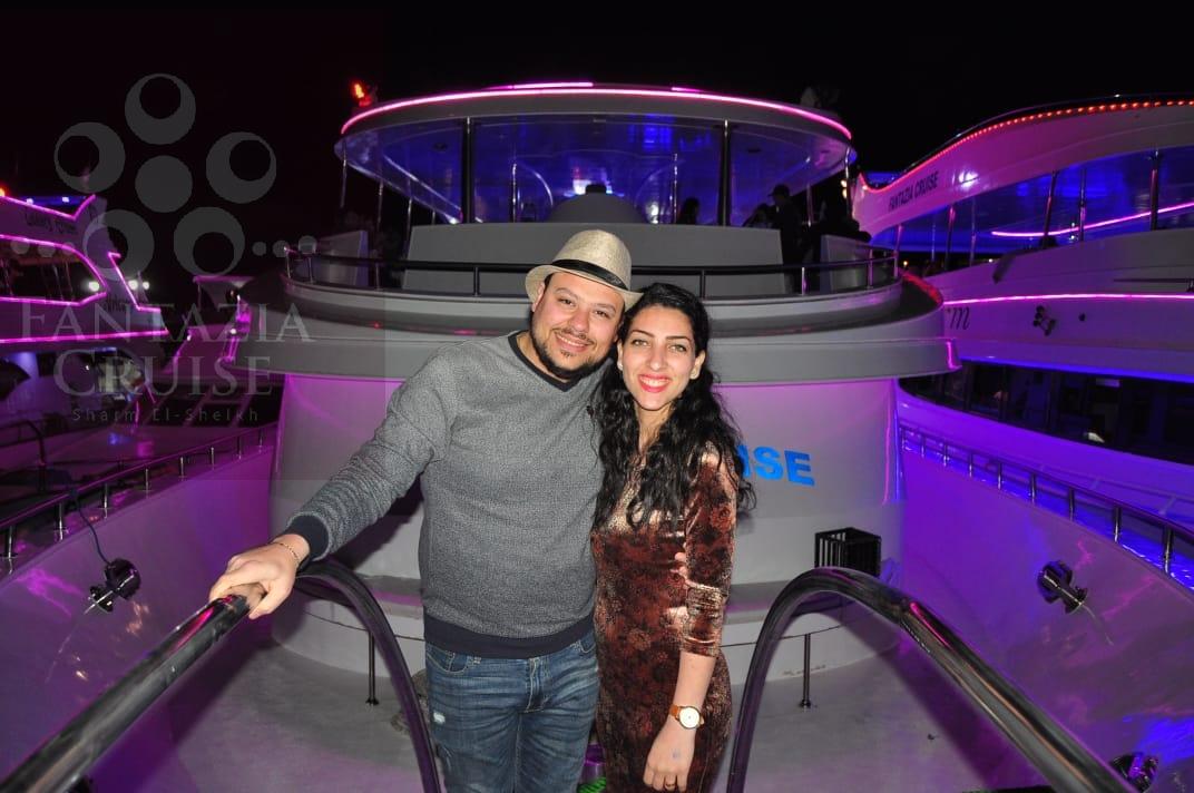 Partyschiff Fantazia in Sharm El Sheikh