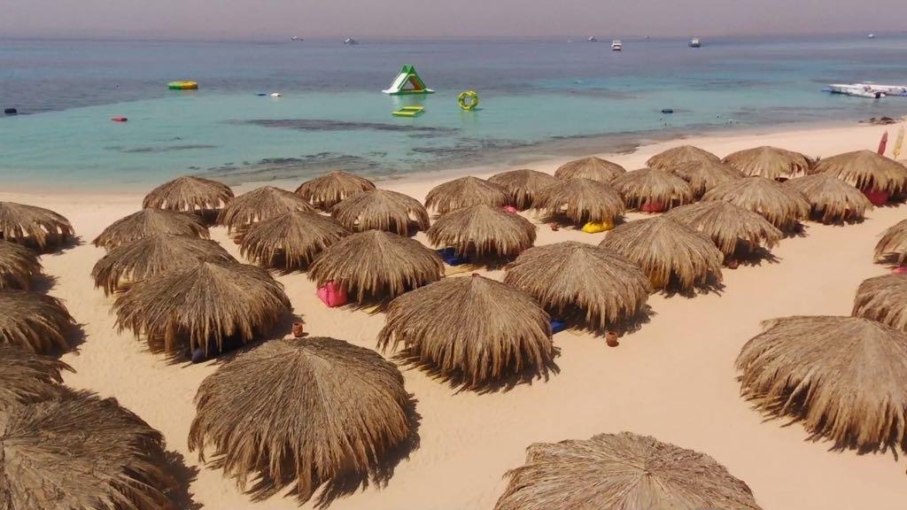 Schnorchelausflug zu Sharm el Naga ab El Gouna