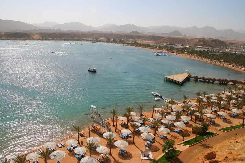 Ausflug zum Strand von Sharm El Sheikh