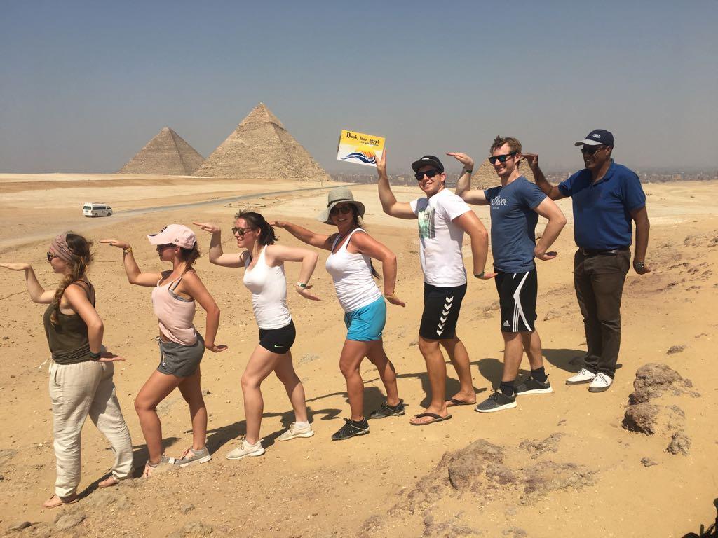 Ausflug nach Kairo mit dem Flugzeug ab Sharm El Sheikh Hafen