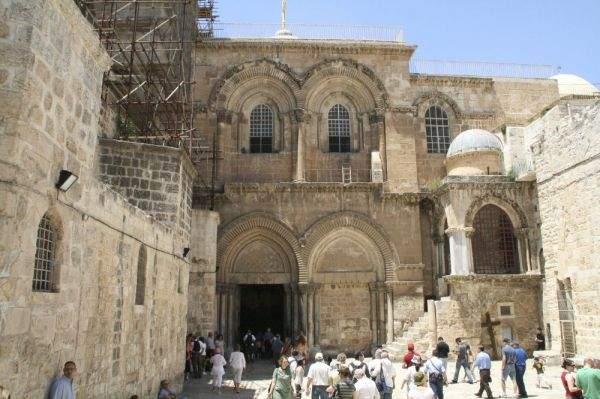 Ausflug nach Jerusalem ab Sharm El Sheikh Hafen