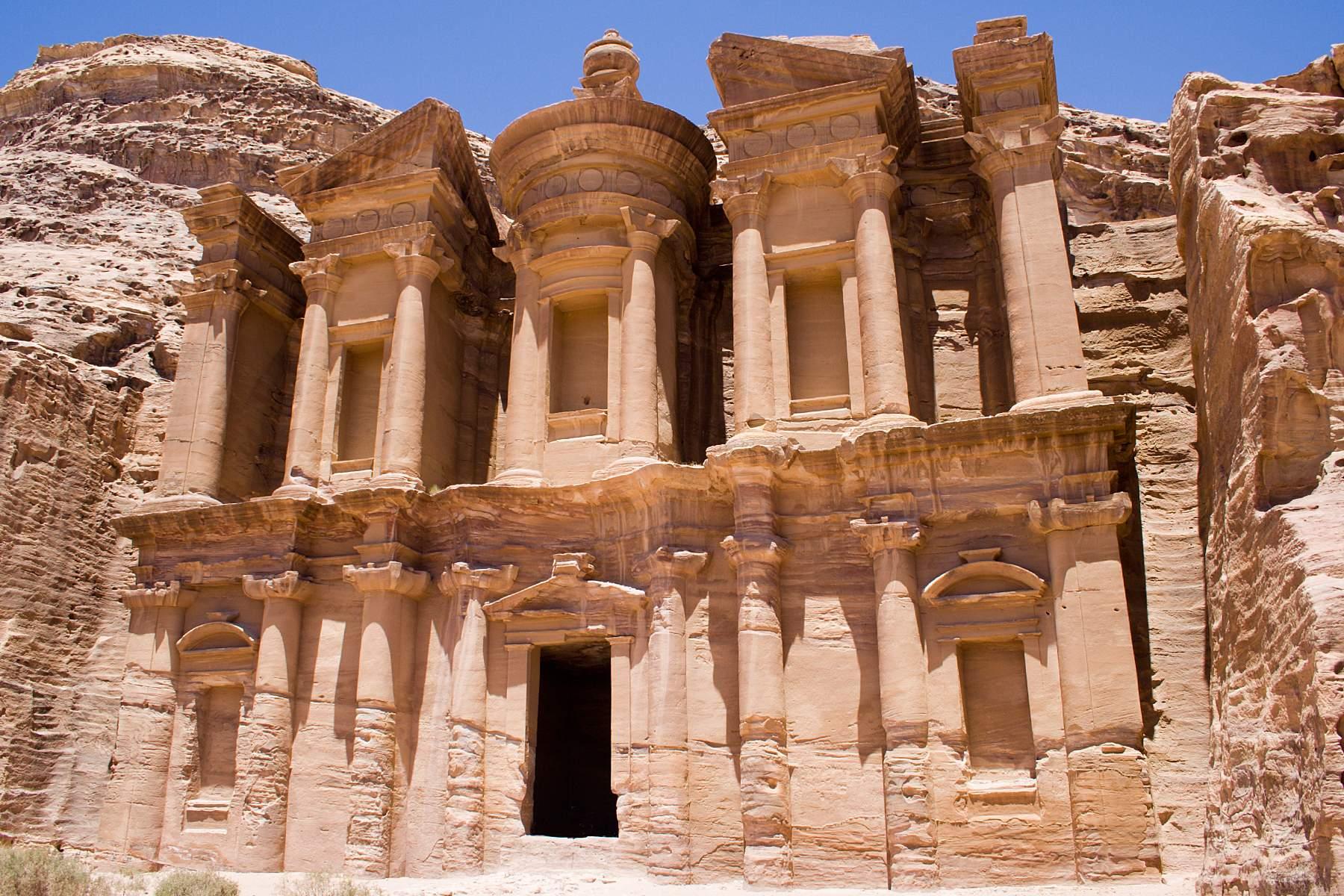 Petra-Jordanien Ausflug ab Aqaba Hafen