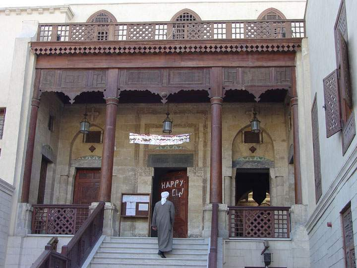 Ausflug nach Jüdischem , koptischem und islamischem Kairo ab Alexandria Hafen