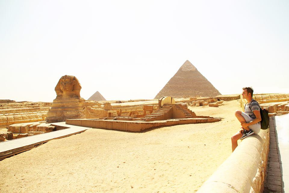 Ausflug nach Kairo (Pyramiden von Gizeh,das Ägyptische Museum und Saladin Zitadelle) ab El Sokhna Hafen