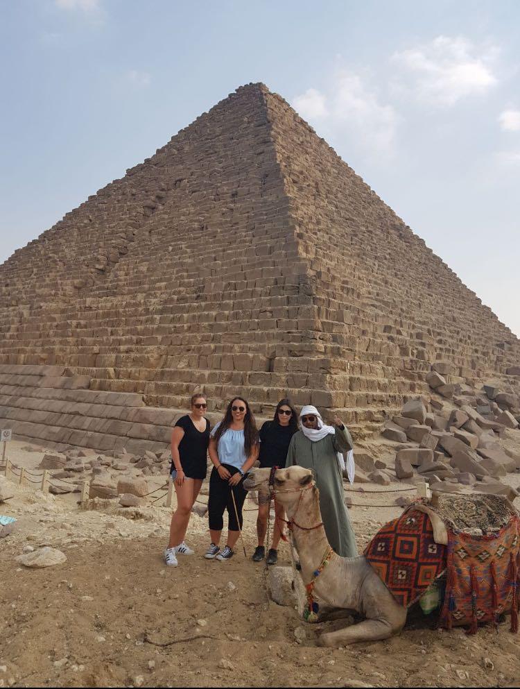 Tagesausflug nach Kairo mit dem Bus ab El Sokhna Hafen