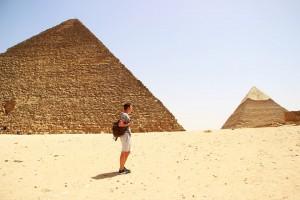 Ausflug zu den Stufenpyramiden von Sakkara und Pyramiden von Gizeh ab El Sokhna Hafen