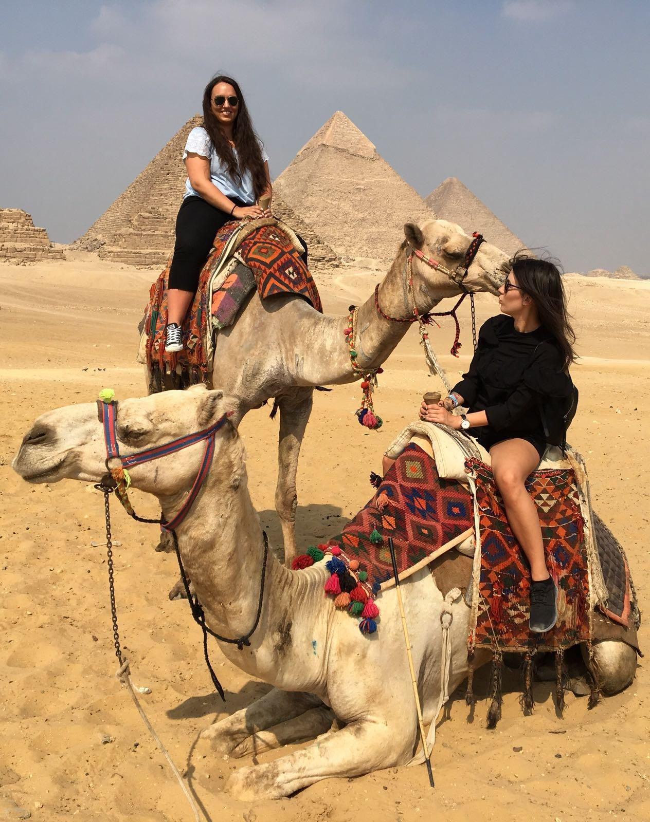 Tagesausflug nach Kairo( Pyramiden und Sphinx) ab El Sokhna Hafen