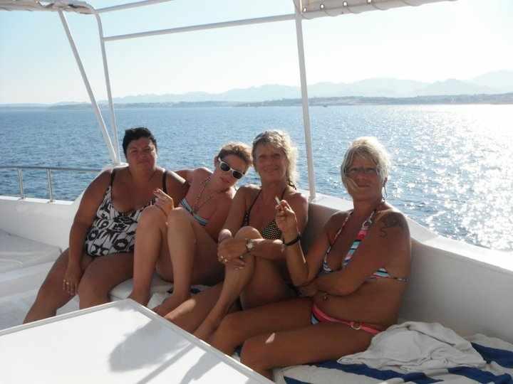 Tiran Insel Bootsfahrt & Schnorcheln-Ausflug von Sharm el Sheikh aus.