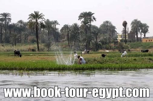 Ausflug nach Luxor ab Safaga Hafen