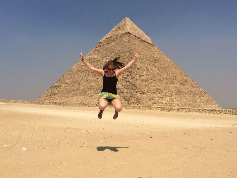 Ausflug Sharm el Sheikh nach Kairo und zu den Pyramiden mit dem bus